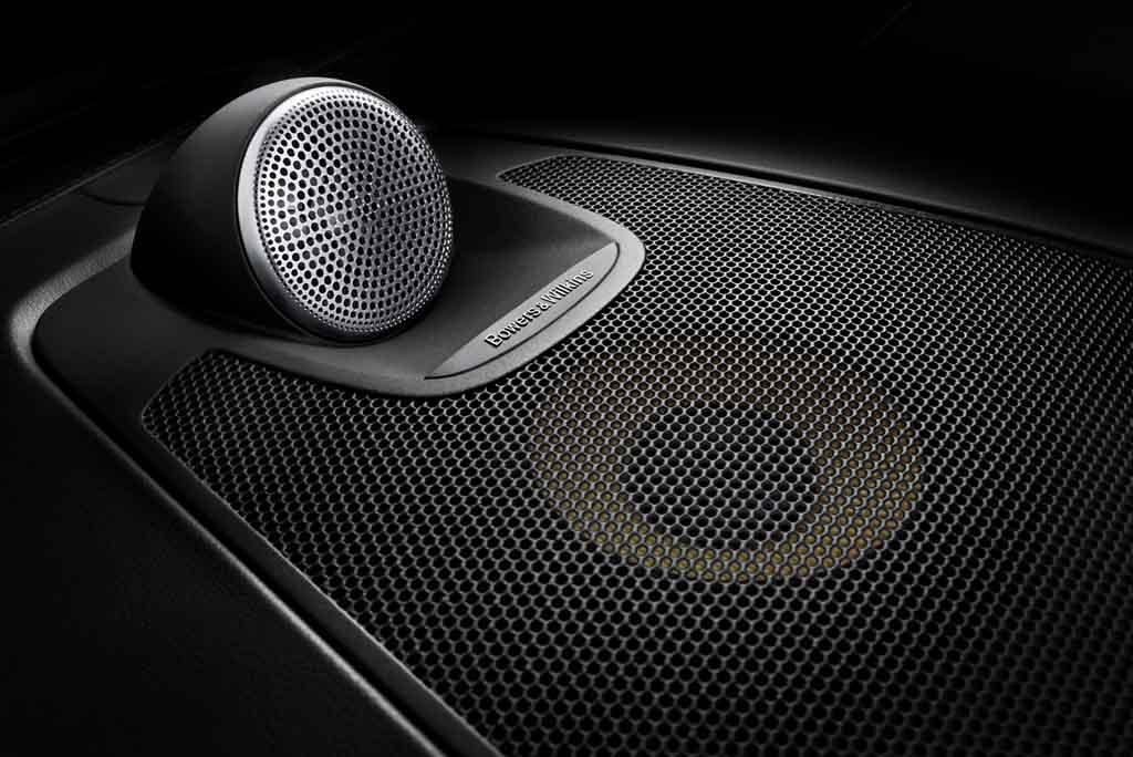 Volvo XC60 R-Design – Soundsystem von Bowers & Wilkins   Foto: VOLVO